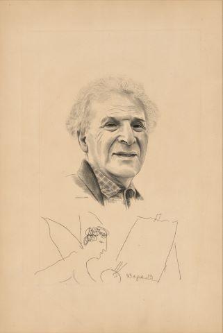 Portrait de Jacques Combet