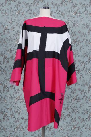 Robe tunique, série des Fantômes
