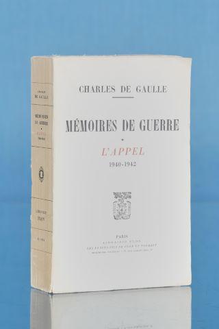 Mémoires de Guerre - L'Appel 1940-1942