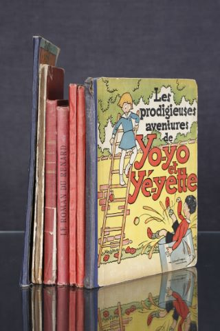 5 ouvrages illustrés pour enfant