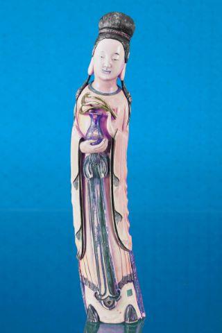Guanyin portant des attributs