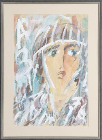 Portrait d'Isabelle Adjani