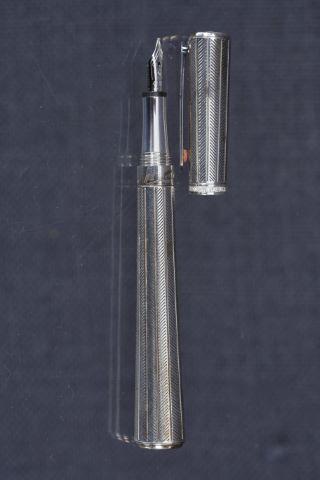 Marlène Dietrich, stylo plume édition Muses