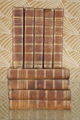 Dictionnaire pittoresque d'histoire naturelle et des phénomènes de la nature