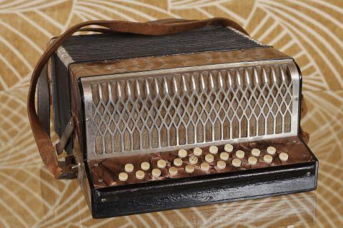Petit accordéon diatonique