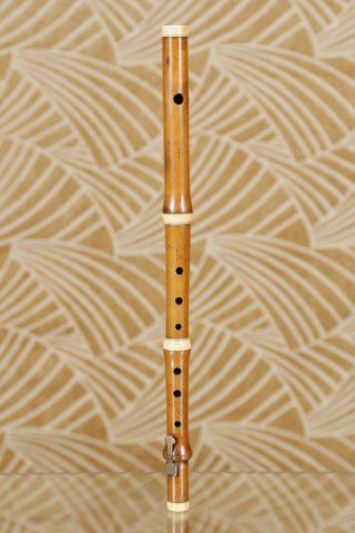 Petite flûte traversière soprano