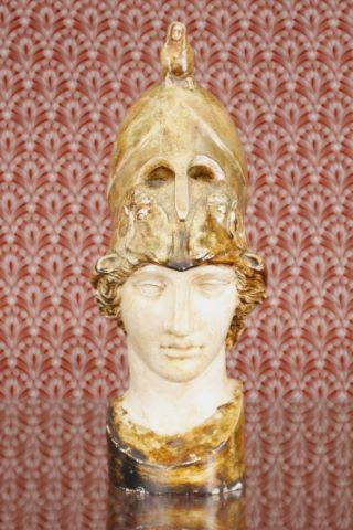 Tête d'Athéna