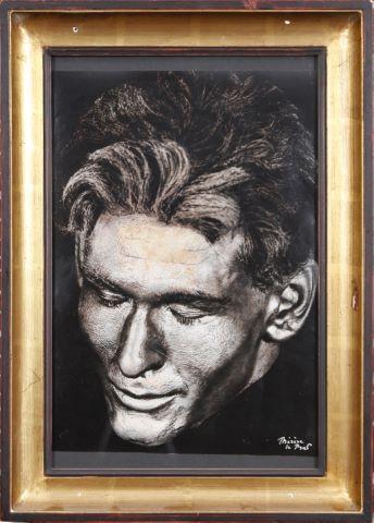 Portrait de Serge Merlin