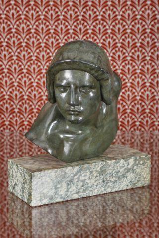 Buste de Gladiateur ou La Colère d'Achille