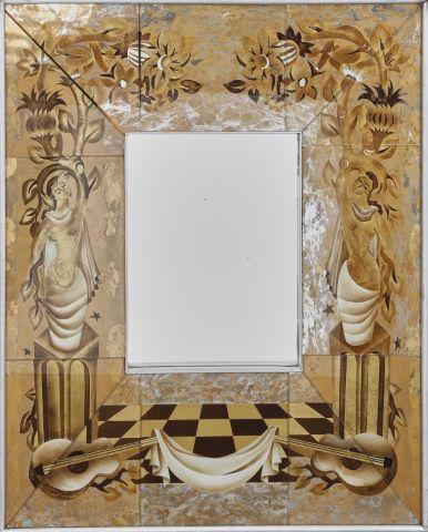 Miroir aux Cariatides