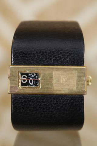 Montre bracelet d'homme