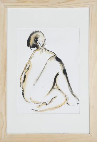 Études de nus [4 œuvres]