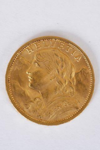 1 pièce 20 francs