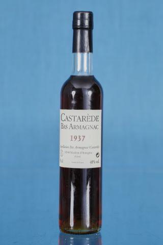 1 bouteille de bas Armagnac