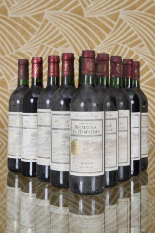 12 bouteilles