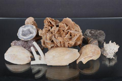 Ensemble de minéraux