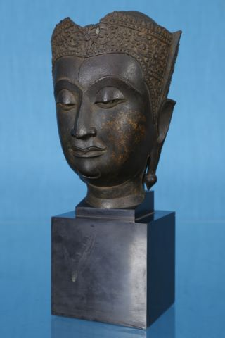 Tête de bouddha Ratanakosin