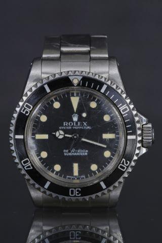 Oyster Perpetual Submariner ref 5513 n°3231260