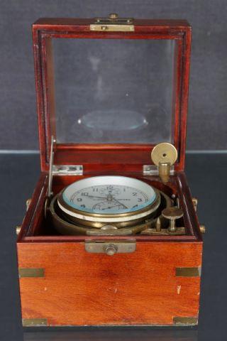 Chronomètre de bord, marine soviétique