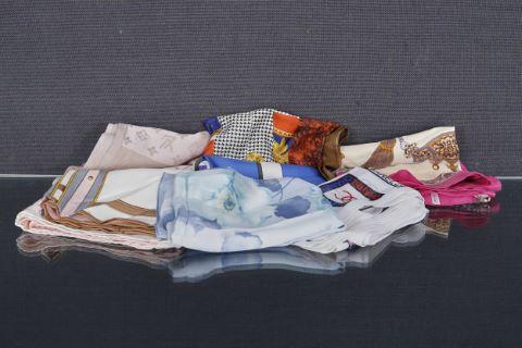 7 foulards et écharpes