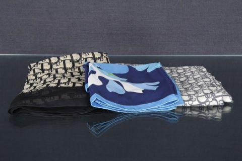 1 écharpe + 2 foulards
