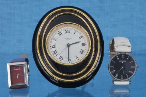 1 réveil + 2 montres