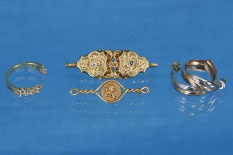 Ensemble de 5 bijoux