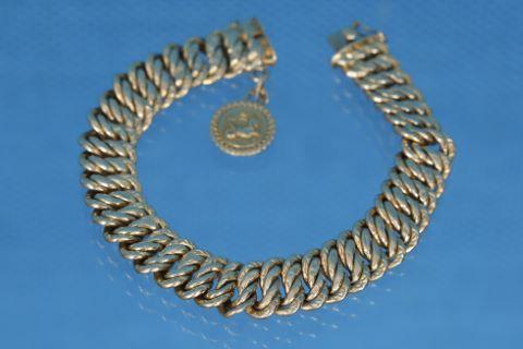 Bracelet mailles américaines