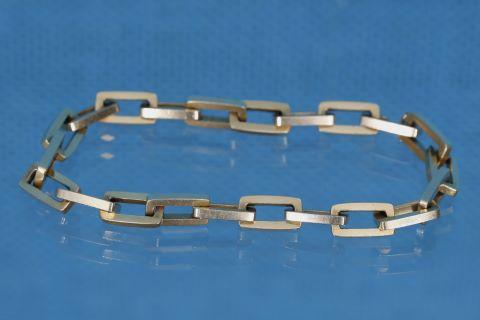 Bracelet mailles rectangulaires