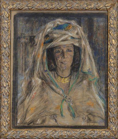 Femme arabe de Bou Saâda