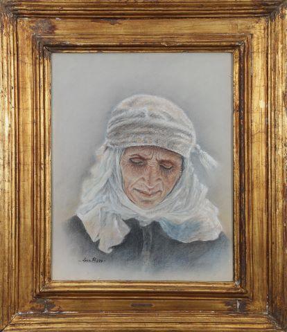 Portraits de Touaregs [2 œuvres]