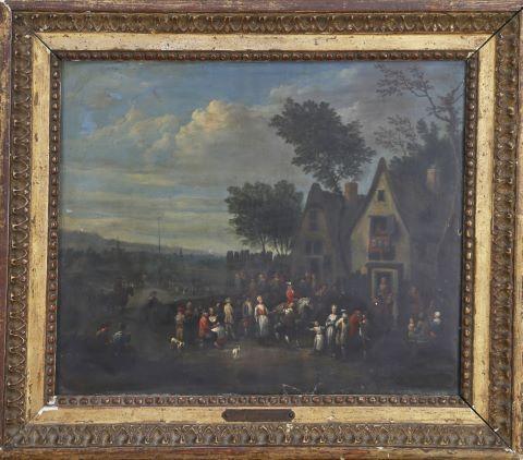 Paysage hollandais