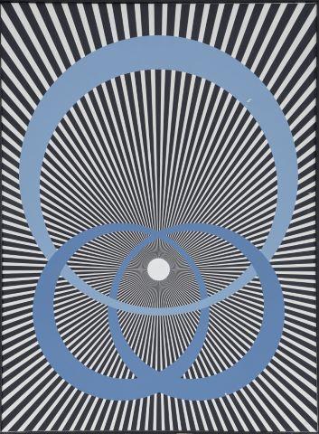 Composition cinétique, série Enigma