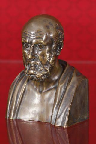 Buste de philosophe
