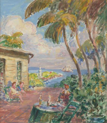Martigues et les Antilles [2 œuvres]