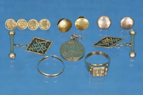 Ensemble de 10 bijoux