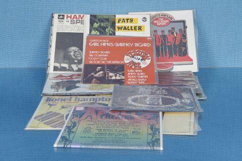 Environ 80 disques 33 tours