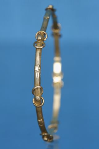 Bracelet à motifs de nœuds