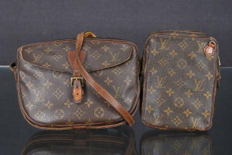 2 sacs à bandoulière