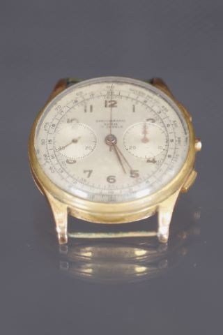 Montre chronographe bracelet