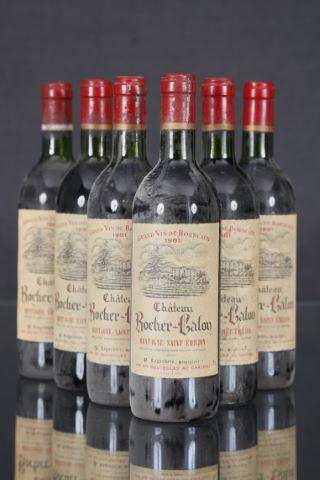 7 bouteilles