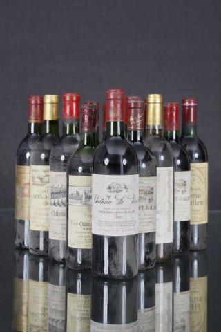 21 bouteilles