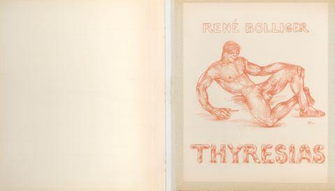 Thyresias, Marcel Jouhandeau