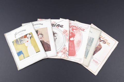 21 magazines