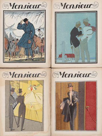 4 revues n°3 & 4, 7, 10 et 11
