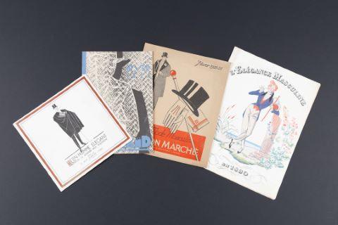 4 revues et magazines de mode masculine
