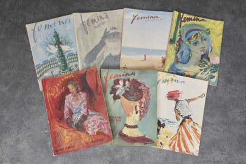 17 magazines (hors série)