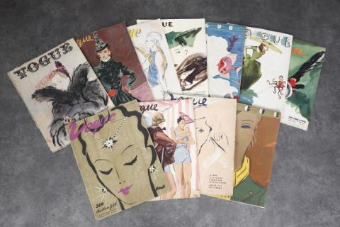 14 magazines