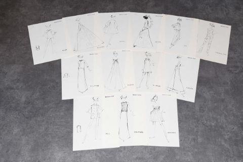 """[Mode] 13 dessins - Collection """"Plein soleil"""""""