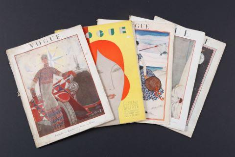 5 magazines